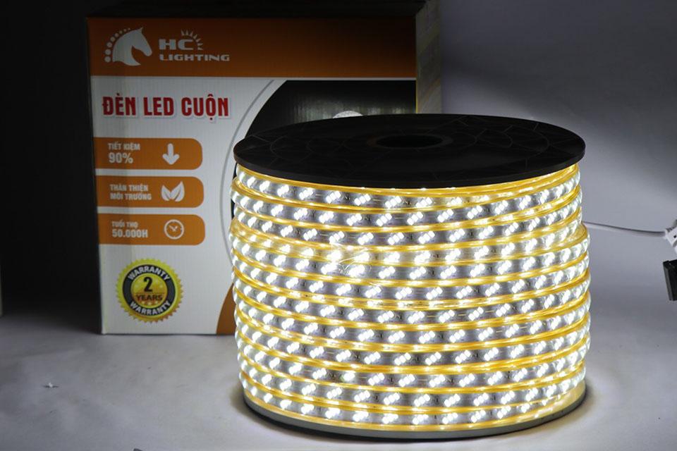 các loại đèn led trên thị trường: Đèn led dây