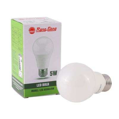 Đèn Led Bulb 5W E27 A55N4 Rạng Đông