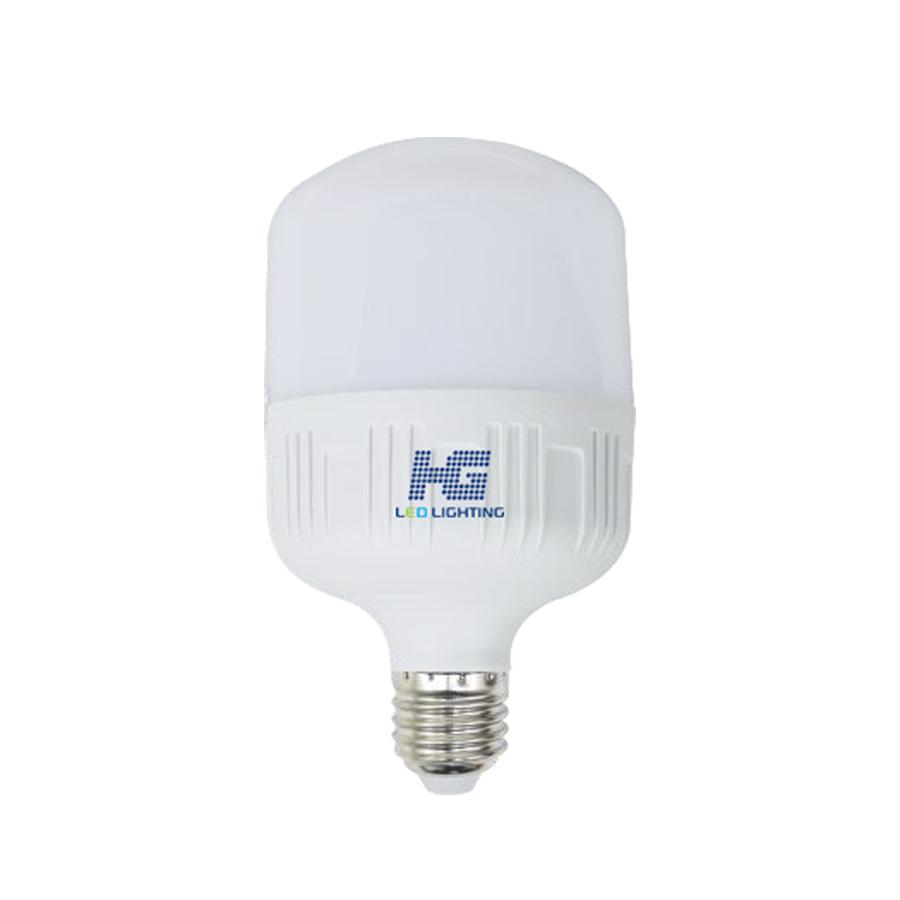 Bóng đèn led tròn HG 26W siêu sáng
