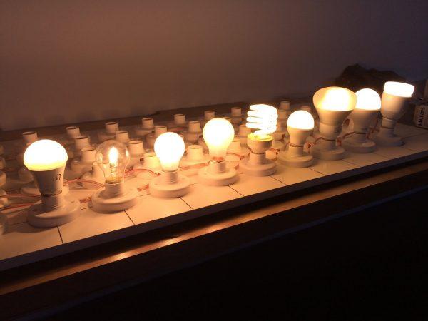Tổng hợp các sự cố về đèn led