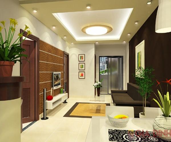 Đèn LED ốp trần phòng khách hãng nào tốt nhất hiện nay - Đèn LED Trang Trí™