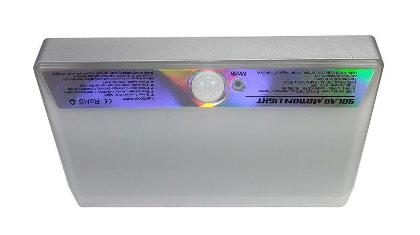 Đèn cảm ứng hồng ngoại năng lượng mặt trời 48 bóng LED