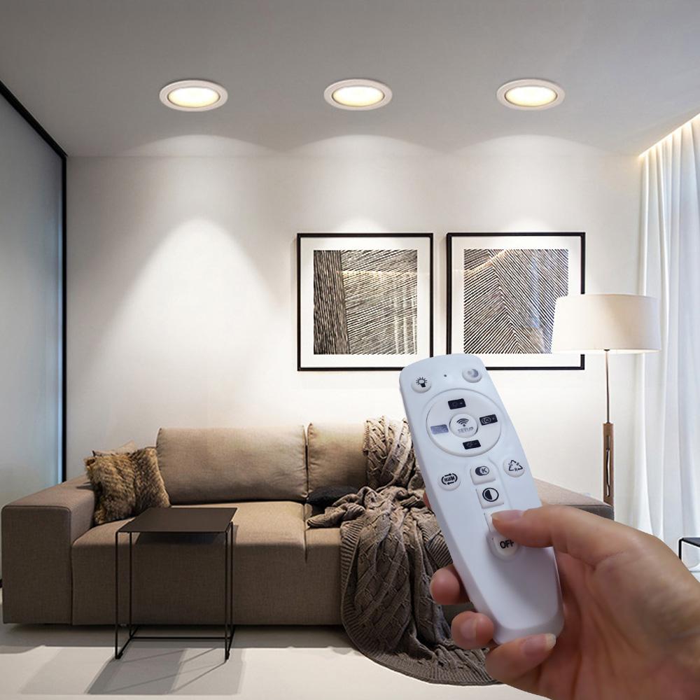 Đèn LED Ốp trần trong gia đình