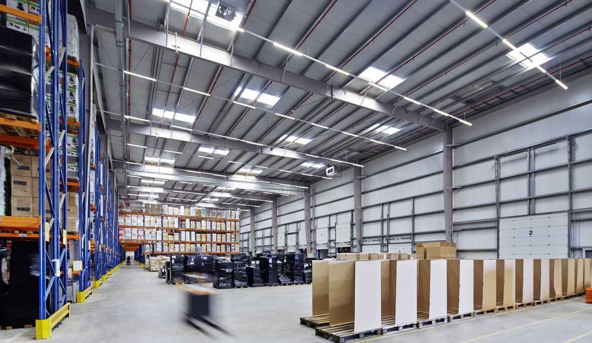 Kinh nghiệm chọn máng đèn Led nhà xưởng trong công nghiệp.