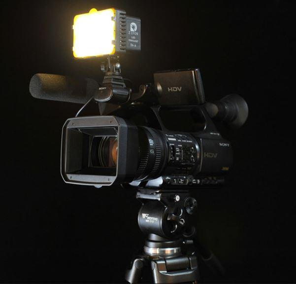đèn led quay phim