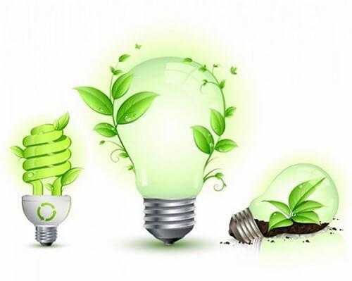 Đèn led tiết kiệm điện lại rất thân thiện với môi trường