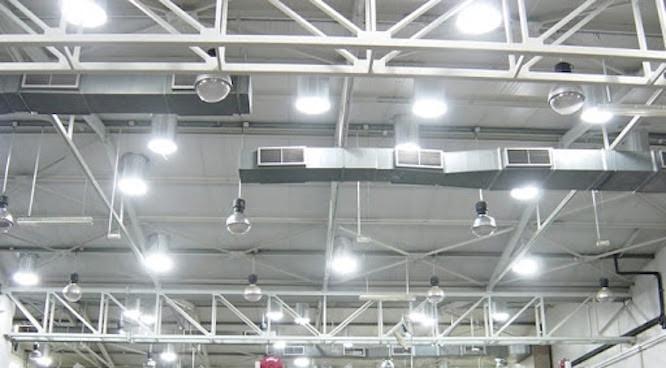 đèn led công nghiệp là gì 1