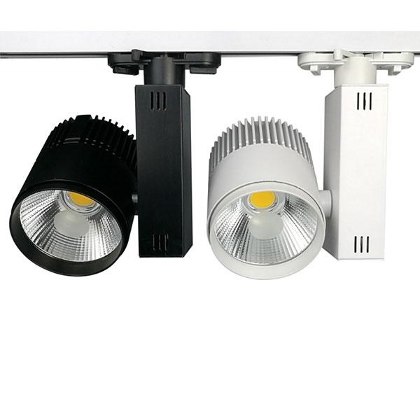 lựa chọnánh sáng đèn led rọi ray